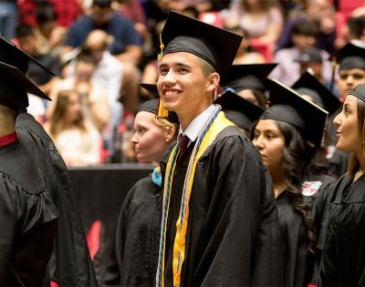 East High graduates 716 with ceremony